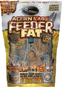 Acorn Rage Feeder Fat 5#