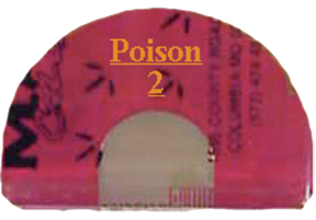 "Mad Poison ""2"" Diaphragm"