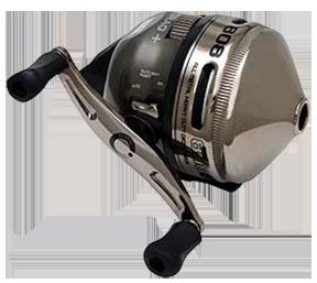 Zebco 808 Magnum Spincast Reel