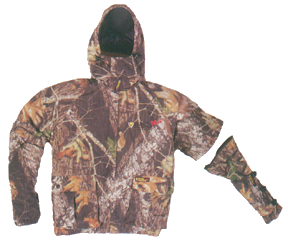 Scent Blocker Safari Jacket Breakup Large