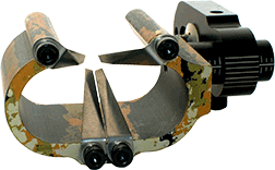 Zapper 400 Rest Camo Left Hand