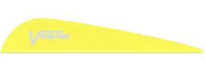 "Vanetec V Maxx 3"" Flo Yellow Vanes"