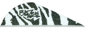 "Blazer Vanes 2"" White Tiger"