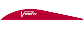 "Super Spine 3"" Red Vanes"