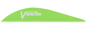 Super Spine 2.3 Flo Green Vanes