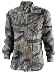 Explorer Long Sleeve Shirt Treestand Large