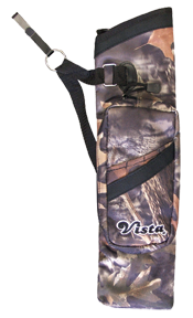 Brave Side Quiver Camo Right / Left Hand