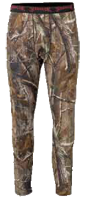 Baselayer Pant Realtree All Purpose 2x