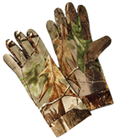 Hs Nylon Net Gloves W/grip Apg