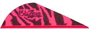 "Blazer Vanes 2"" Pink Tiger"