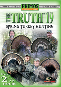 Primos Truth 19 Spring Turkey Dvd