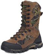 Deer Stalker Boot Mossy Oak Breakup Size 9