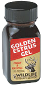 Wildlife Golden Estrus Gel