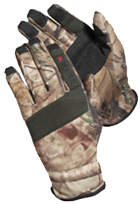 Fleece Glove Realtree All Purpose Medium