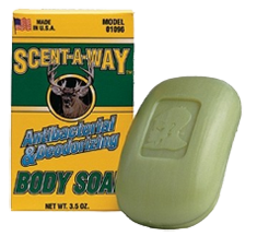 Hs Scent-a-way Bar Soap