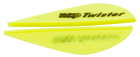 "Nap 2"" Twister Vanes Yellow"