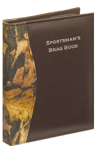 Sportsman Brag Book Breakup Camo W/black