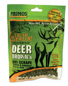 Truth Serum Deer Droppins