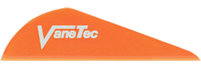 "Vanetec 2"" Hp Flo Orange Vanes"