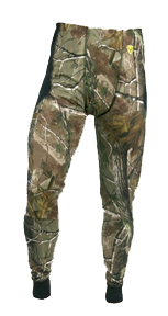 Camo Bamboo Pants Realtree All Purpose Xlarge