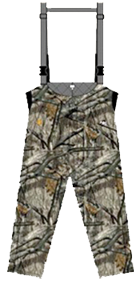 Performance Fit Bib Realtree All Purpose Xlarge