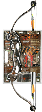 "High Five Slx Pro Camo 20-22"" 12-22# Right Hand Next G1"