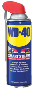 Wd40 Smart Straw Can 11oz