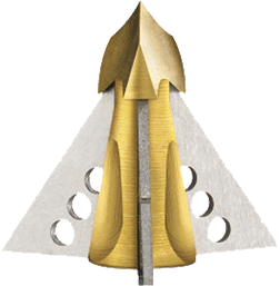Ultimate Steel 3 Blade Broadhead 100gr