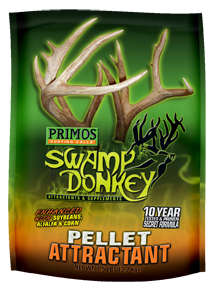 Swamp Donkey Attract 7.5lbs Pellets