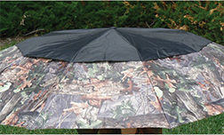 "Allen 57"" Mag Wp Umbrella Oakbrush"