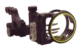 Wrangler 3 Pin Micro .019 Black