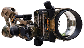 Axim 4 Pin .019 Sight Lost Camo W/light