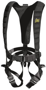 Ultra Lite Safety Harness W/lcs Large/xl