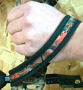 Outdoor Wrist Strap Speed Kills
