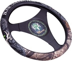Steering Wheel Cover Bone Collector Aphd Camo