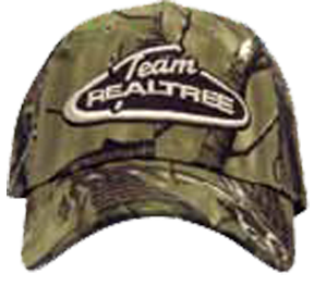 Realtree Outfitter 3d Hat All Purpose Green L/xl