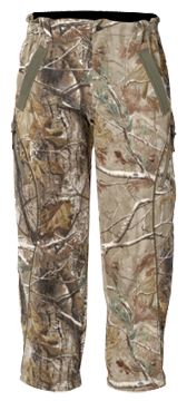 Timber Fleece Bowhunter Pants Vertigo 2xlarge