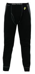 Mid Weight Wool Pant S3 Black/ Grey Large