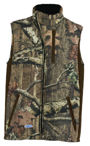Glacier Vest Mossy Oak Infinity 2xlarge