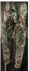 Camo Bamboo Pants Mossy Oak Infinity 2xlarge