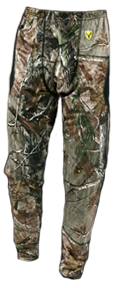 Camo Bamboo Pants Mossy Oak Infinity Medium