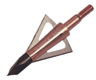 Muzzy Girls Pink Broadhead 100gr