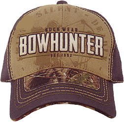 Buckwear Bowhunter Baseball Cap