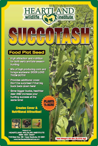 Heartland 25# Succotash Mix