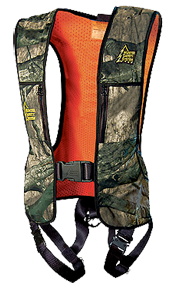 Hss Vest Reversible Mossy Oak/ Hunter Orange Small/medium