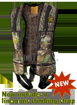 Hss Vest Pro Mesh Realtree Hardwoods Green 2x/3x