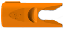 Gt Series Hd Pin Nock Flo Orange