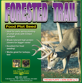 Heartland 4.5# Forested Trail Blend