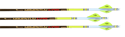 Grizzly Stik Momentum 40/65 Raw Shafts