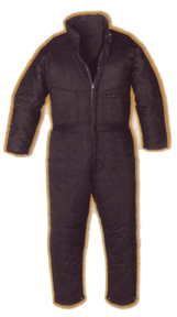 Arctic Shield Coverall Brown 2x